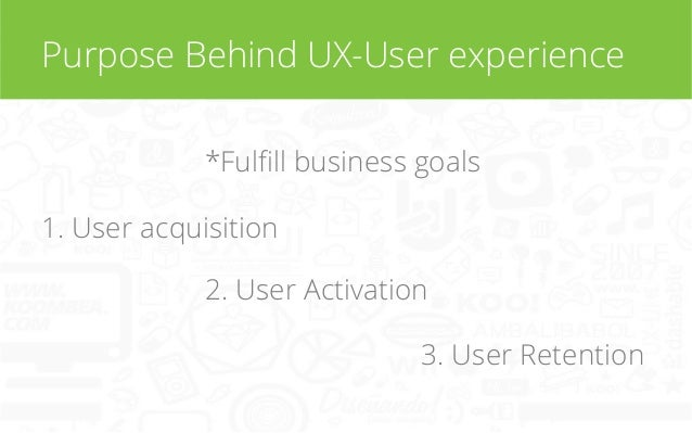 UX Components 1. 2. 3. 4.  User definition User sitemaps UserFlows Wireframes