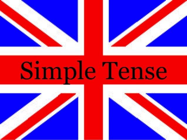 Simple Tense
