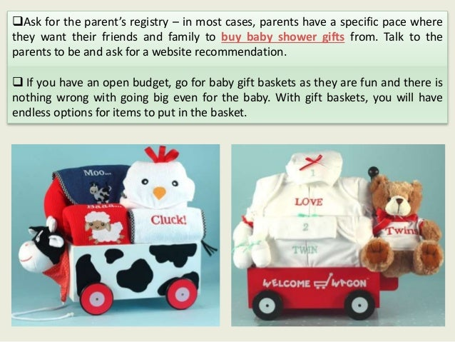 Simple Tips To Buy Baby Shower Gifts Online
