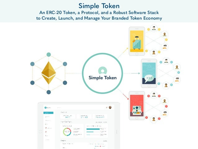 18 Simple Token An ERC-20 Token, a Protocol, and a Robust Software Stack  to Create, Launch, and Manage Your Branded Toke...