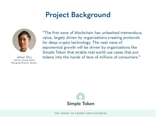 """""""The first wave of blockchain has unleashed tremendous value, largely driven by organizations creating protocols for deep c..."""