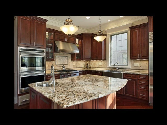 how to clean granite countertops water stains