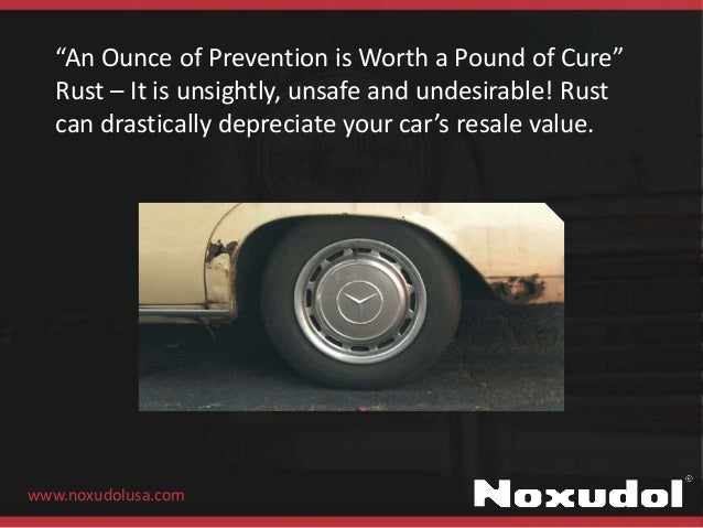 Simple Way to Protect Your Car from RUST Slide 2