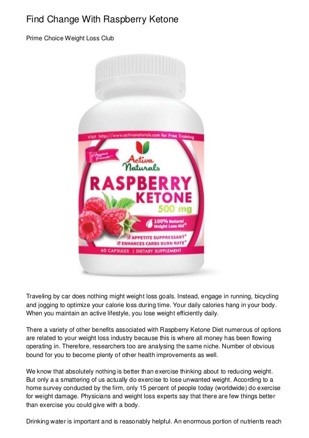 How to maximize weight loss with raspberry ketones