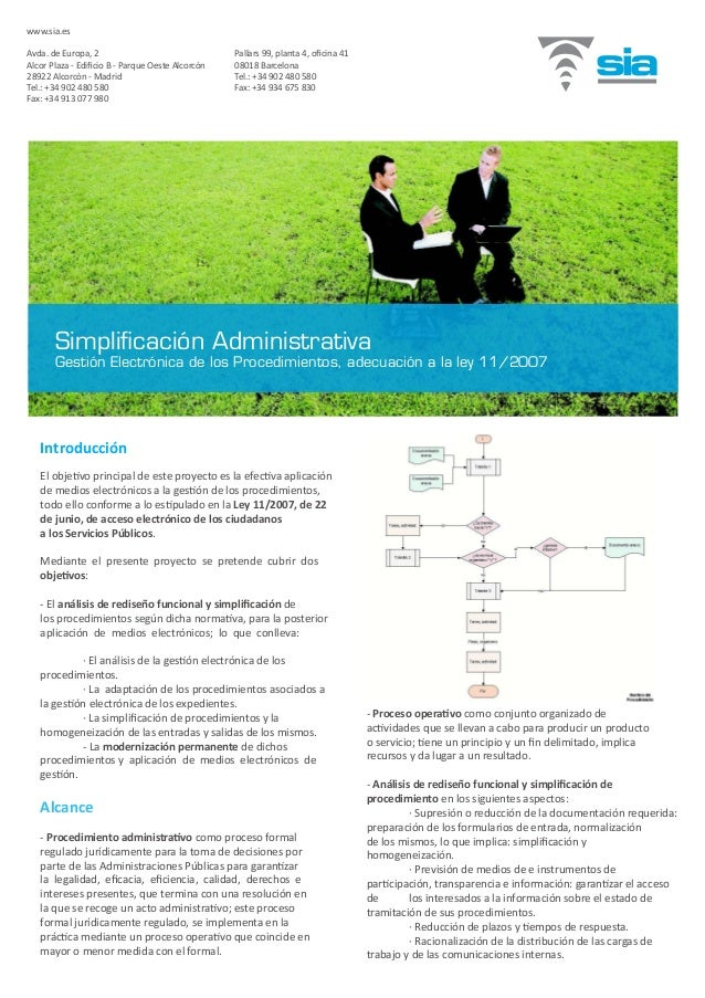 Introducción El objetivo principal de este proyecto es la efectiva aplicación de medios electrónicos a la gestión de los p...