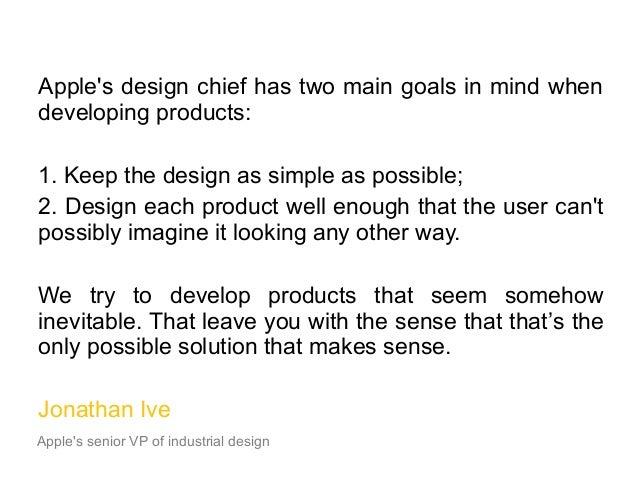 d5ef86951e3 Simplicity   Value Creation