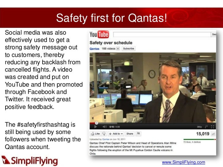 Best Airlines Driving Customer Service & Crisis Management through So…