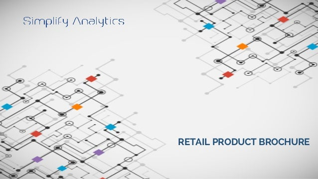 RETAIL PRODUCT BROCHURE