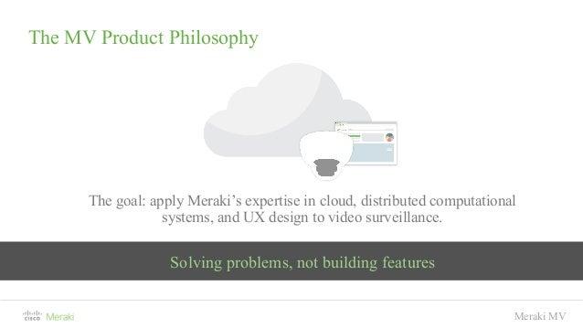 Cisco Meraki- Simplifying IT