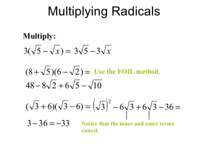 Simplifying Radicals Kuta Worksheet Algebra 2 - Templates and ...