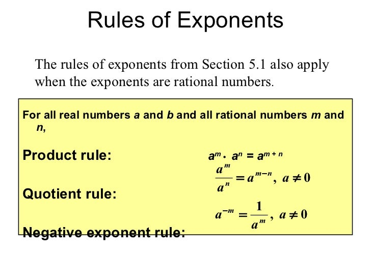 Solving equations with fractional exponents worksheet