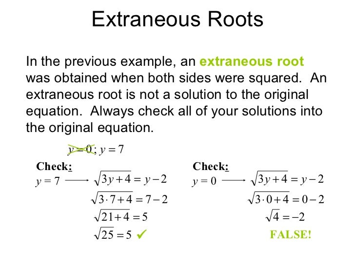 Intro to square roots