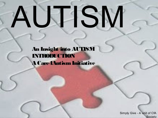 The Stigma of Autism: When All Eyes Are Upon You
