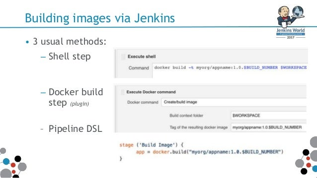 Simply your Jenkins Projects with Docker Multi-Stage Builds