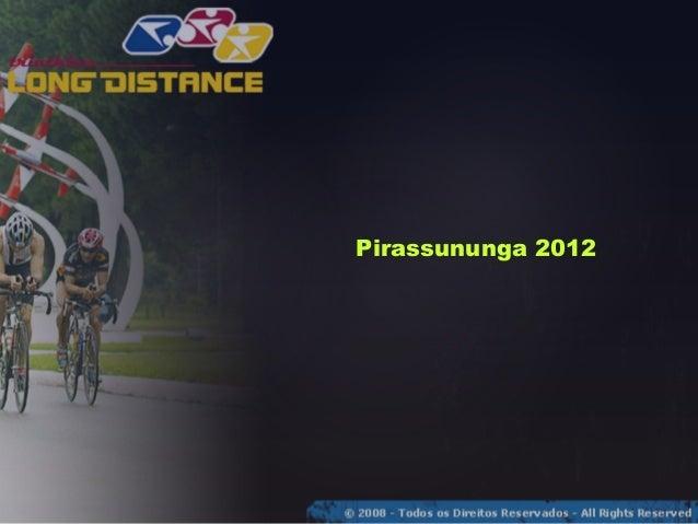 Pirassununga 2012