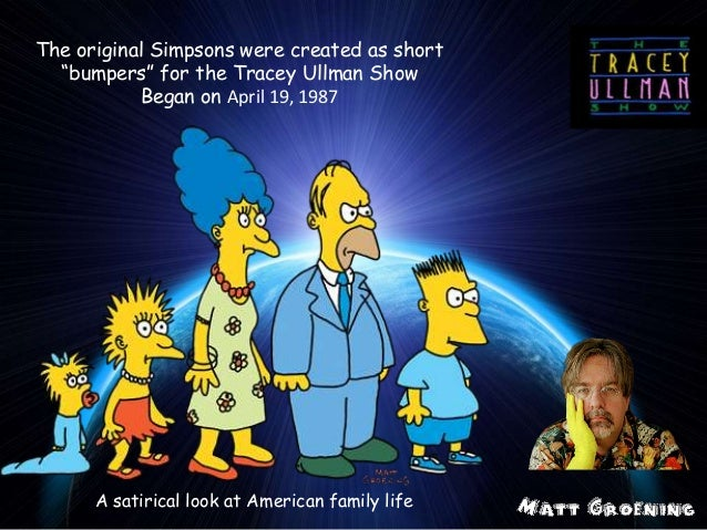 the simpsons american culture Want to teach american culture to your esl class in an entertaining way use episodes of the simpsons—and here's how.
