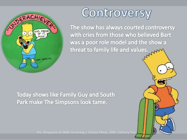 How The Simpsons Affects Kids