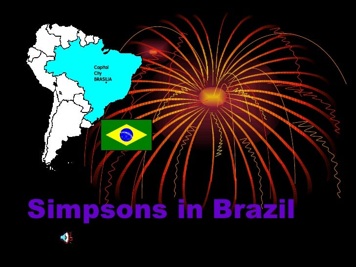 Simpsons in Brazil