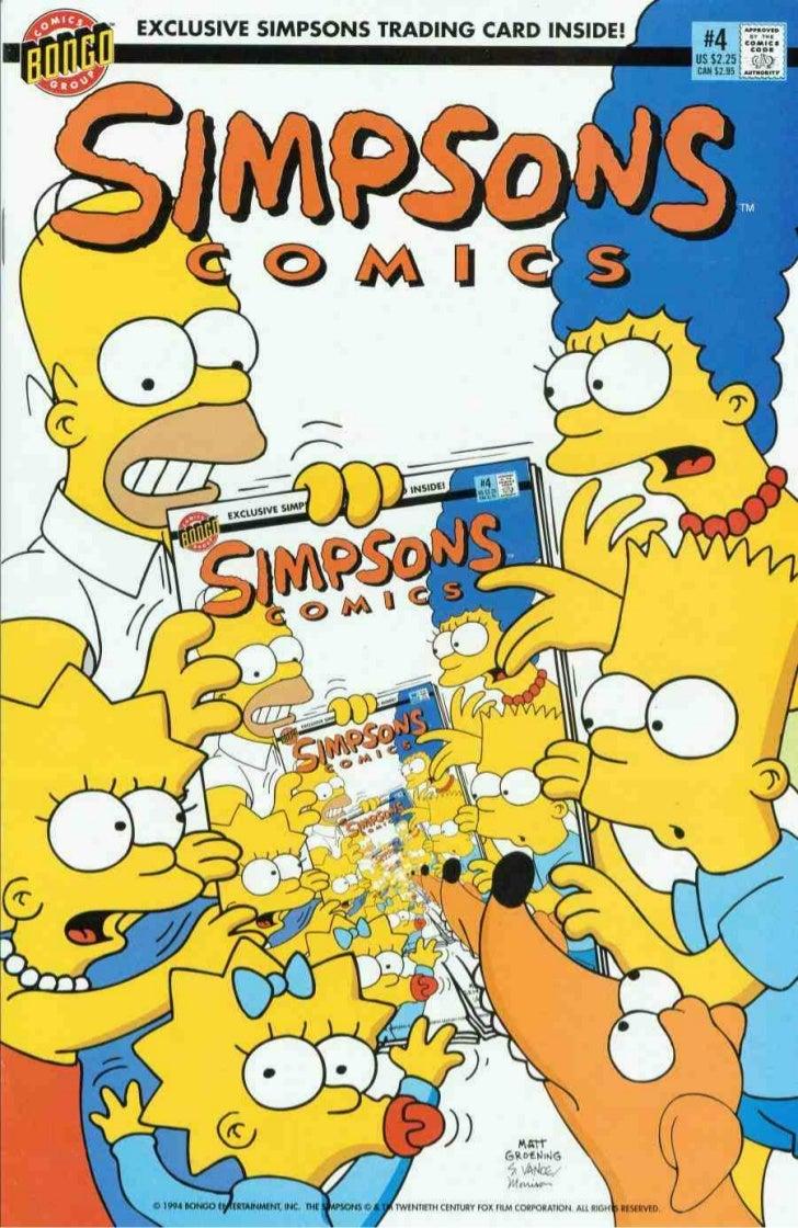 Simpsons comics 04