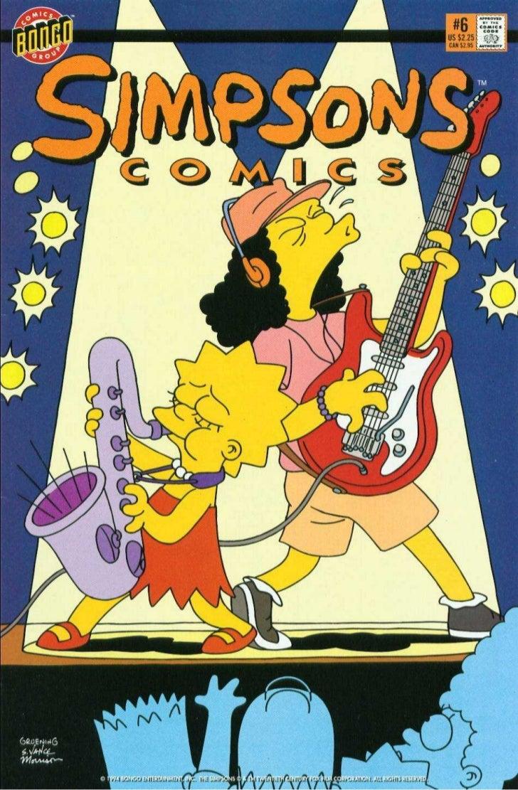 Simpsons comics 06