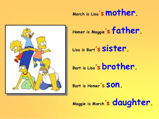 The influence of the simpsons on children