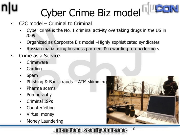 an overview of the computer crime Computer crime, e-crime, hi-tech crime or electronic crime is a crime in which a computer plays an essential part this type of crime is the.