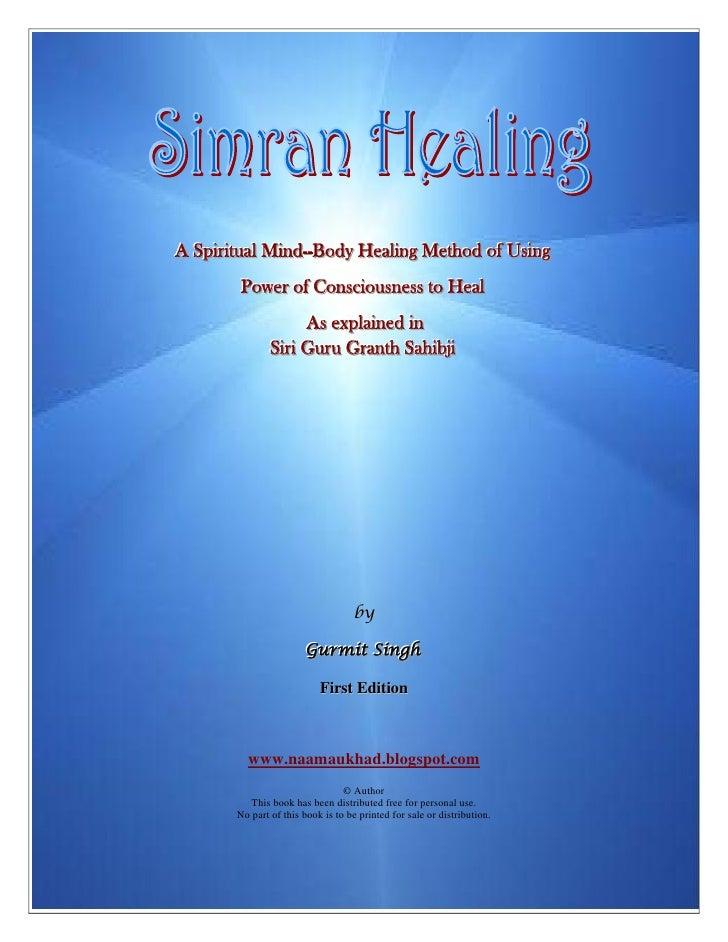 Simran healing a spiiriittuall miind body healliing metthod off usiinga sp r ua m malvernweather Choice Image