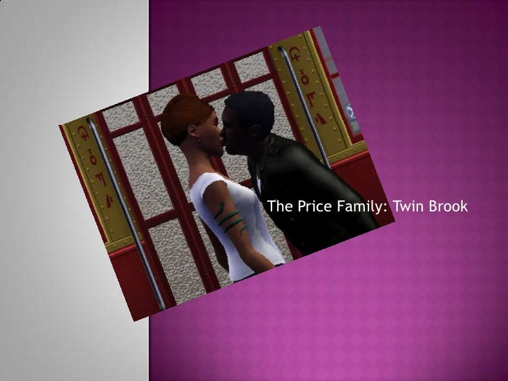 The Price Family: Twin Brook<br />