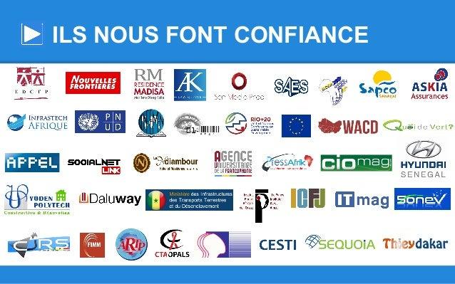 . ILS NOUS FONT CONFIANCE