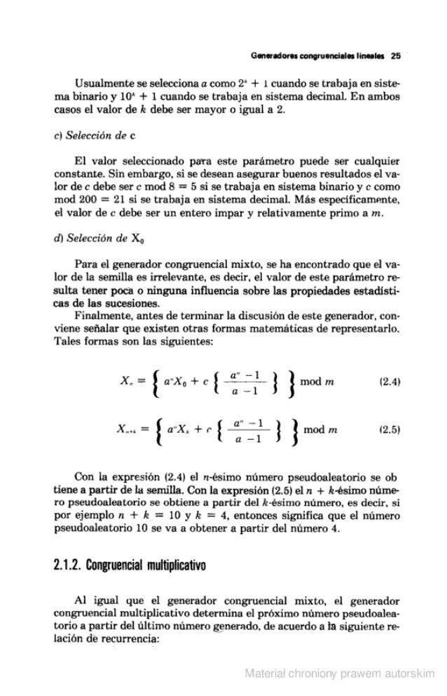 Ganadores entusiasmada leidas 25  Usualmente se selecciona a como 2' + l cuando se trabaja en siste- ma binario y 10' + l ...