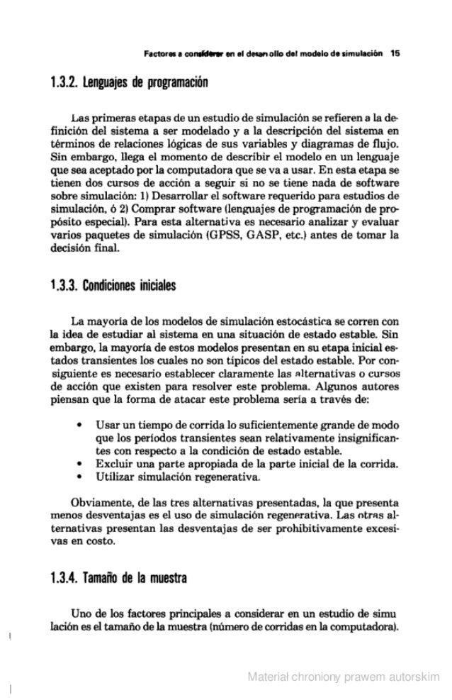 Factores a comido-rar on ol duna-ñ ollo del modelo de simulación 15  1.3.2. Lenguajes de programación  Las primeras etapas...