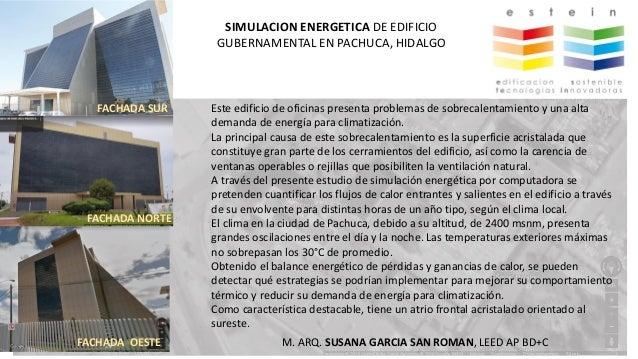 Simulacion energetica edificio con atrio acristalado Slide 2