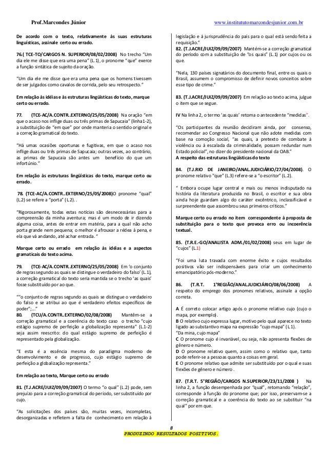 Simulado-cespe-portugues