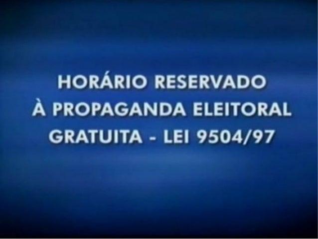 MANIFESTAÇÃO DAPUBLICIDADE NO HGPE