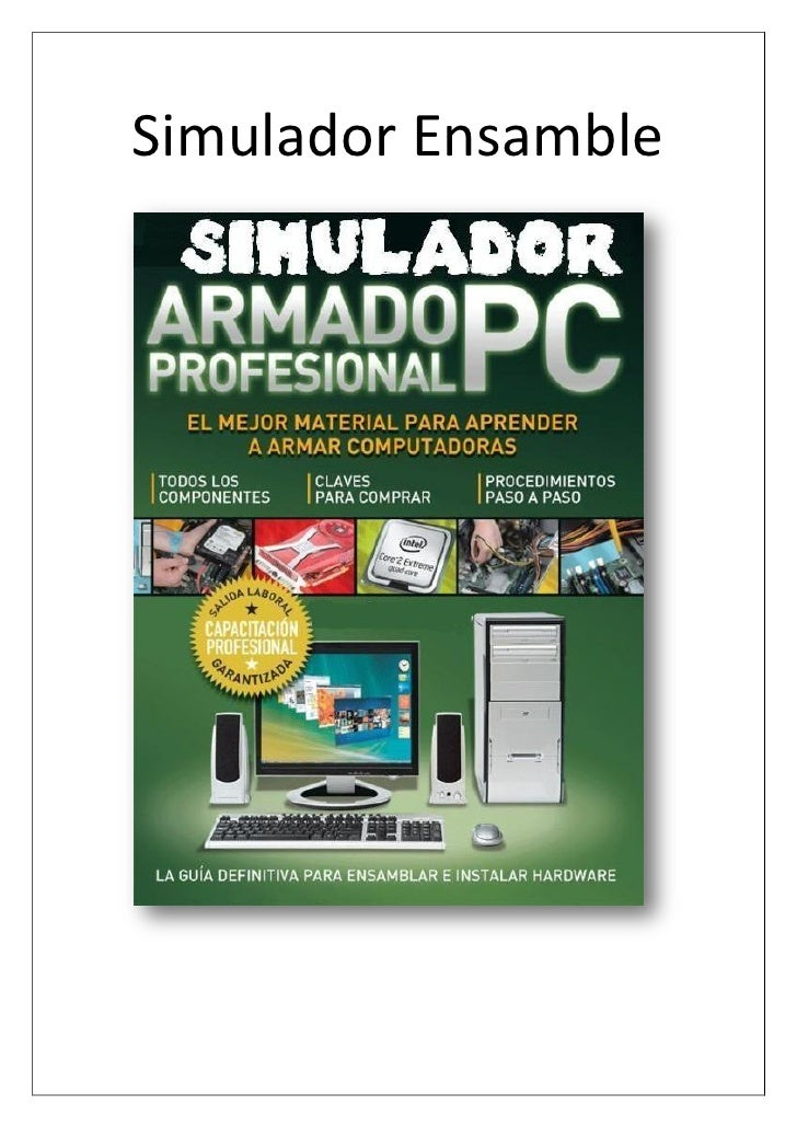 Simulador Ensamble