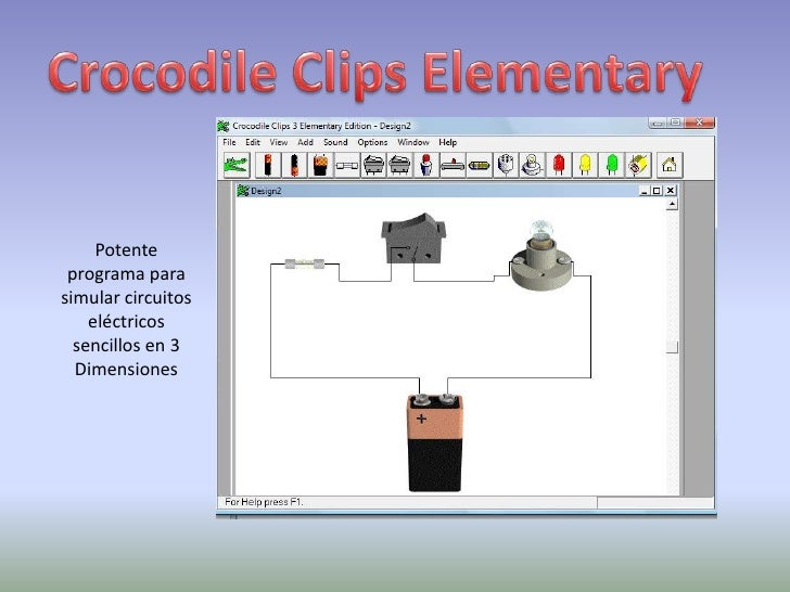 crocodile clip elementary