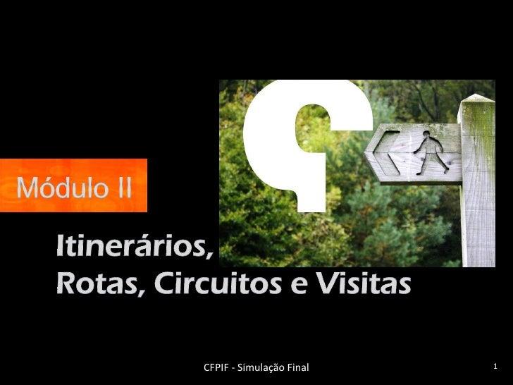 CFPIF - Simulação Final   1