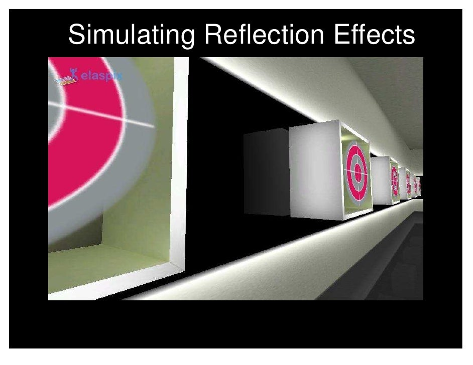 Simulating Reflection Effects
