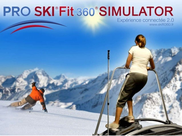 RDV sur www.facebook.com/SkiFit360France pour suivre l'actualité de notre Simulateur ski fitness immersif, connecté & 360°...