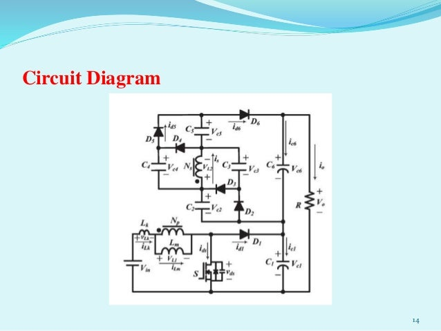High voltage step up dc dc converter with coupled inductor circuit diagram 14 ccuart Image collections