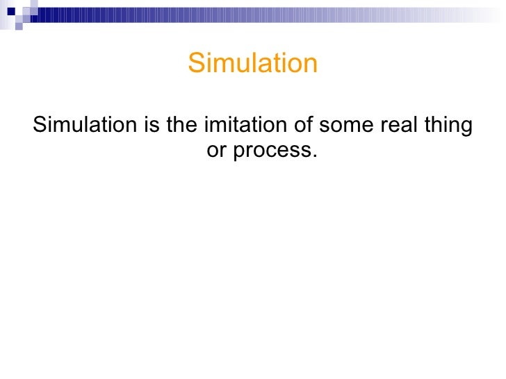 Instructional Simulation Example Infinite Physics Simulator Infinite physics simulator has a large collection of objects u...