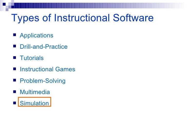 Simulation <ul><li>Types of Simulations </li></ul><ul><li>Physical simulation :  is a simulation in which physical objects...
