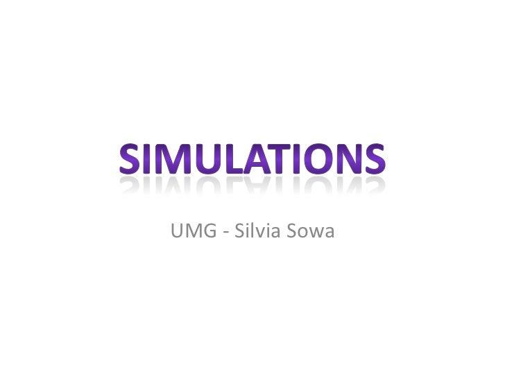 UMG - Silvia Sowa