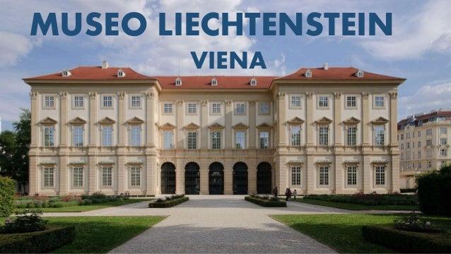 MUSEO LIECHTENSTEIN VIENA