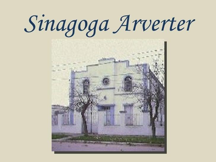 Sinagoga Arverter