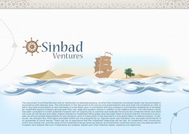 Sinbad Ventures Executive Summary (Global) - Public