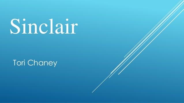Tori Chaney Sinclair
