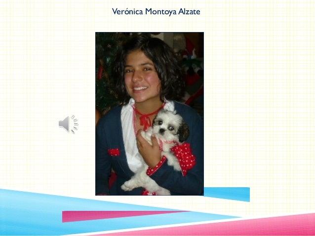 Verónica Montoya Alzate