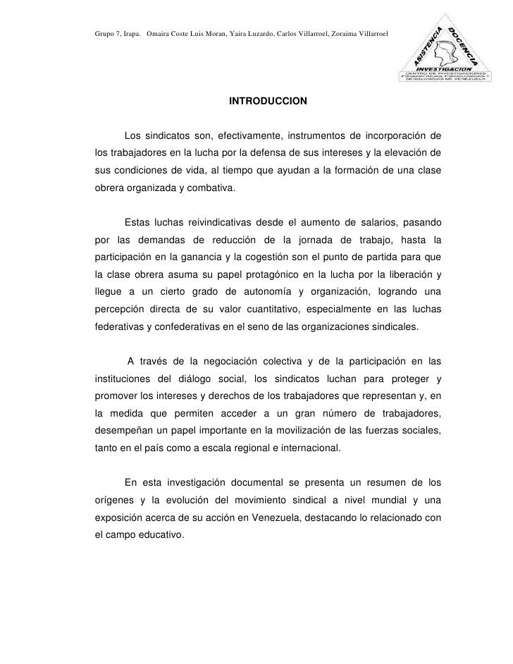 Grupo 7, Irapa. Omaira Coste Luis Moran, Yaira Luzardo, Carlos Villarroel, Zoraima Villarroel                             ...