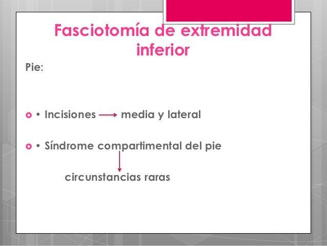 Profilaxis  Es fundamental, lo mejor es prevenir el desarrollo del SC. Para   ello es necesario: Historia clínica y expl...